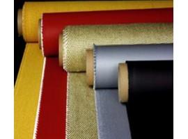 PU Coated Fiberglass Fabric