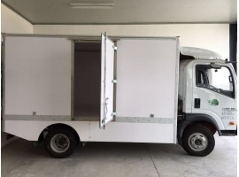 Light Weight Panel for Truck